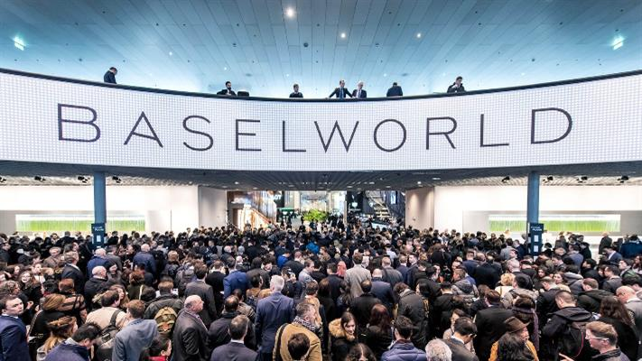 Baselworld fair is canceled